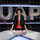 Carolina Sellés, presentadora de 'UAP: Unidad de Análisis Policial'