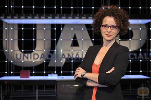 Carolina Sellés se pone al frente de 'UAP: Unidad de Análisis Policial'