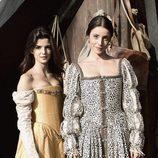 Ingrid Rubio y Clara Lago las féminas protagonistas de 'El corazón del océano'