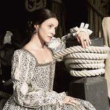 Mencía de Calderón es Ingrid Rubio en la serie 'El corazón del océano'