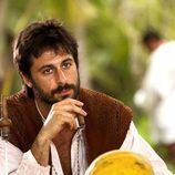 El capitán Hugo Silva en 'El corazón del océano'