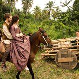Ana y Alonso protagonizarán una historia de amor en 'El corazón del océano'