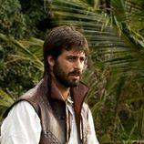 Hugo Silva, principal protagonista de la serie 'El corazón del océano'