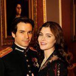 El conde Aleksei Vronsky y Anna Karenina, protagonistas de 'Anna Karenina'