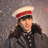 Santiago Cabrera interpreta al conde Aleksei Vronsky en 'Anna Karenina'