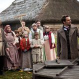 Konstantin Levin en la TV movie 'Anna Karenina'