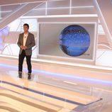 Nuevo set para la información meteorológica en Canal Extremadura TV
