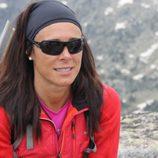 Edurne Pasabán, presentadora de 'Cumbres'