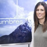 Edurne Pasabán presenta 'Cumbres'
