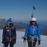 La piloto de trial Laia Sanz en 'Cumbres'