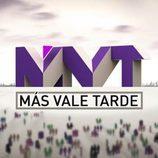 Logo de 'Más vale tarde'
