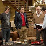 Charlie Sheen encabeza el reparto de 'Terapia con Charlie'