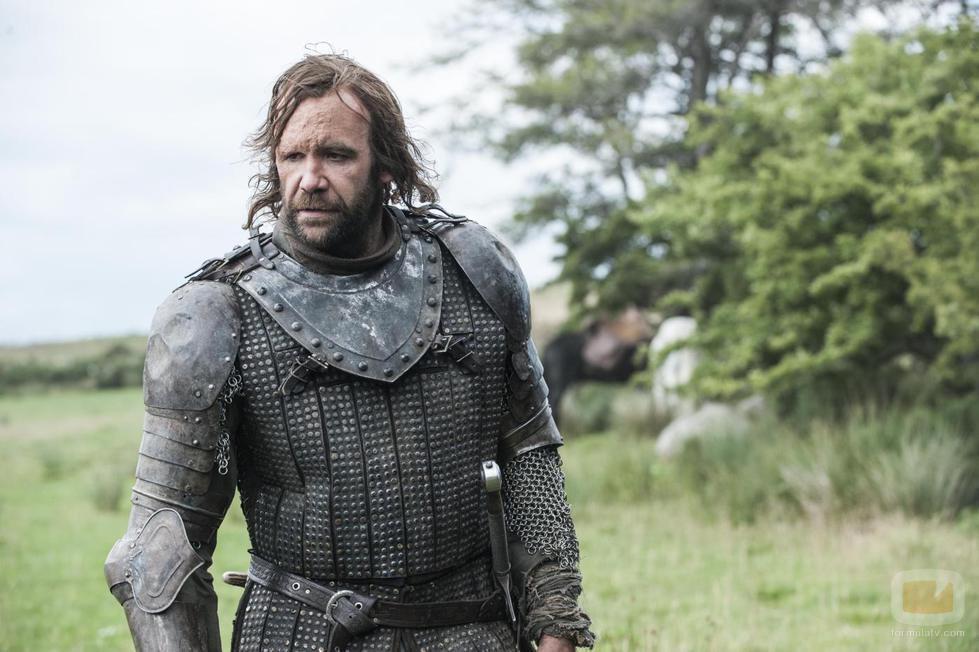 Rory McCann es Sandor Clegane en la cuarta temporada de 'Juego de tronos'