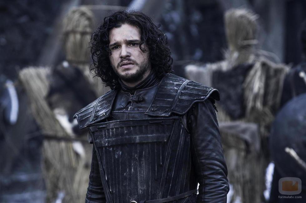 Kit Harington es Jon Nieve en la cuarta temporada de 'Juego de tronos'