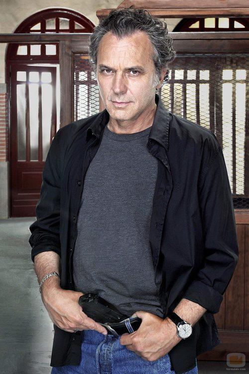 Coronado interpreta a un policía en 'El Príncipe'