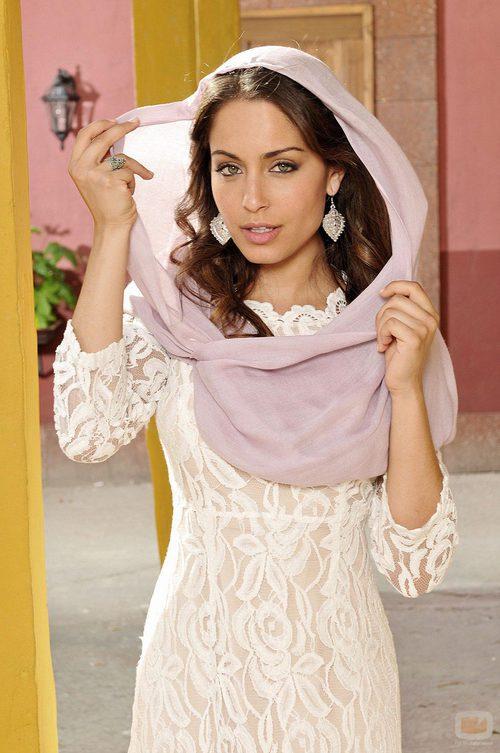 Hiba Abouk interpreta a Fátima en 'El Príncipe'