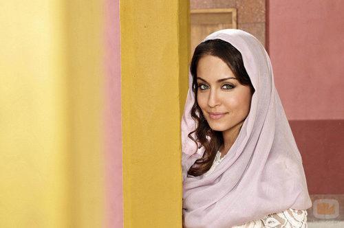 Fátima Ben Barek es Hiba Abouk en 'El Príncipe'