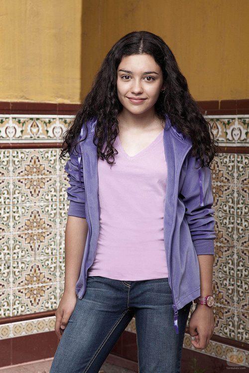 Carla Diaz en el 'El Príncipe'