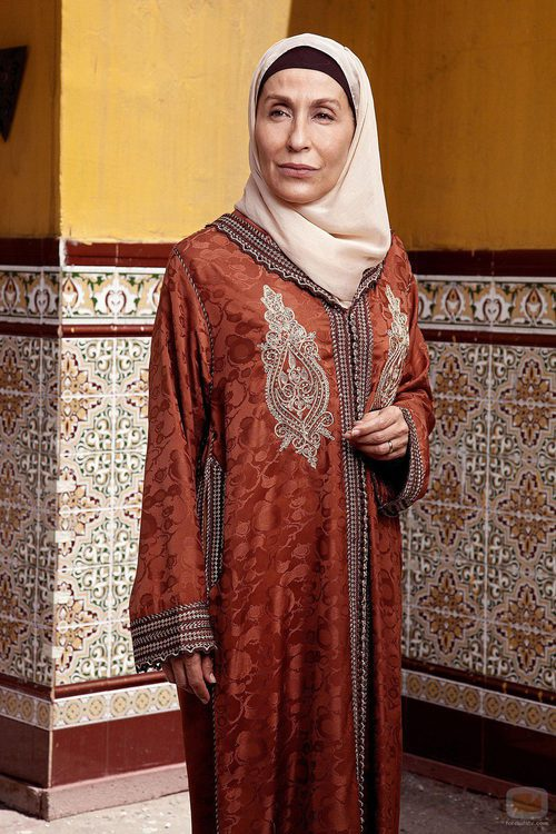 Aisha es Mercé Montalá en 'El Príncipe'