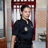 Thais Blume interpreta a una mujer policía en 'El Príncipe'