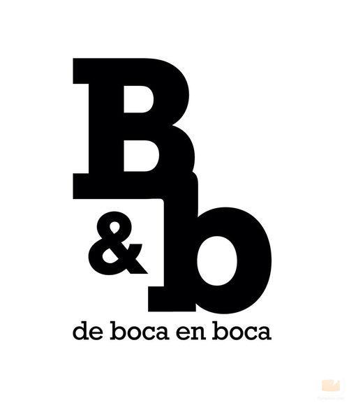 Logo de 'B&B, de boca en boca'