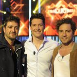 Antonio Orozco y David Bisbal en '¡Mira quién baila!'