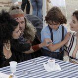 Pilar Punzano y Ana Risueño comparten secuencia en 'Cuéntame cómo pasó'