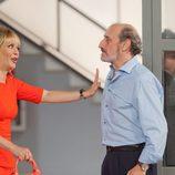 Rebeca y Enrique se vuelven a enfrentar en 'La que se avecina'