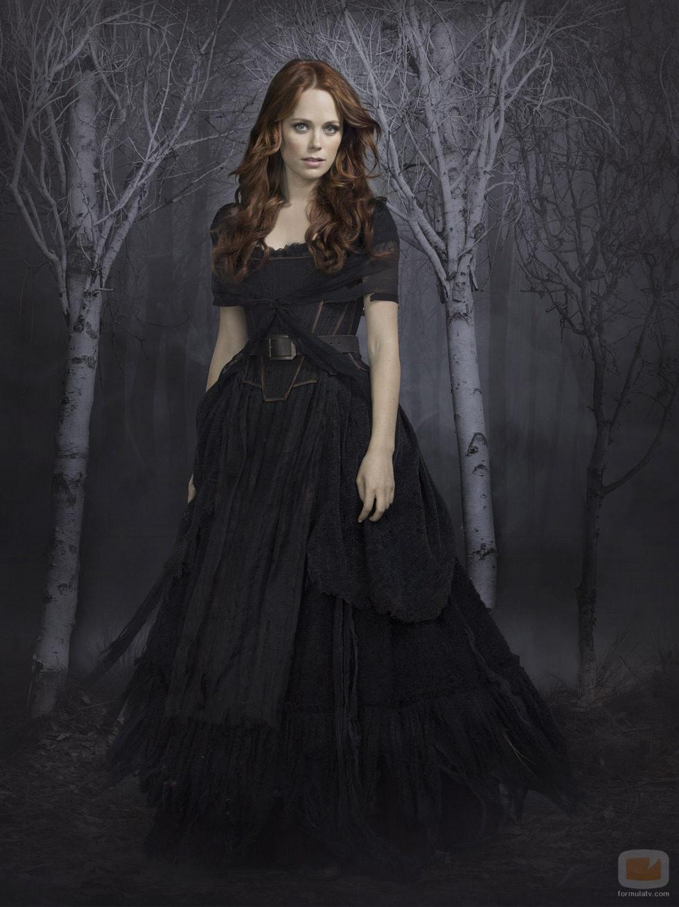 Katia Winter interpreta a Katrina Crane en 'Sleepy Hollow'