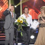 Nicolás Vallejo-Nágera, ganador de la tercera gala de '¡Mira quién baila!'
