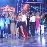 Los concursantes del programa '¡Mira quién baila!'