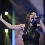 La cantante Laura Pausini, artista invitada de '¡Mira quién baila!'
