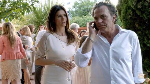 José Coronado y Elia Galera en 'El Príncipe'