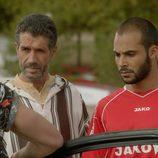 Nasser Saleh en el segundo capítulo de 'El Príncipe'