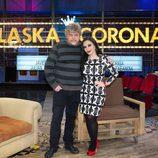 """La """"extraña pareja"""" de 'Alaska y Coronas'"""