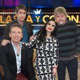 El programa de La 2 'Alaska y Coronas'