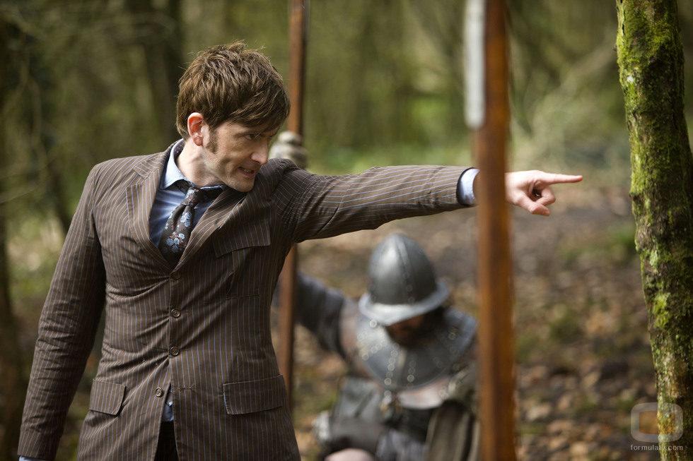 David Tennant en 'Doctor Who'