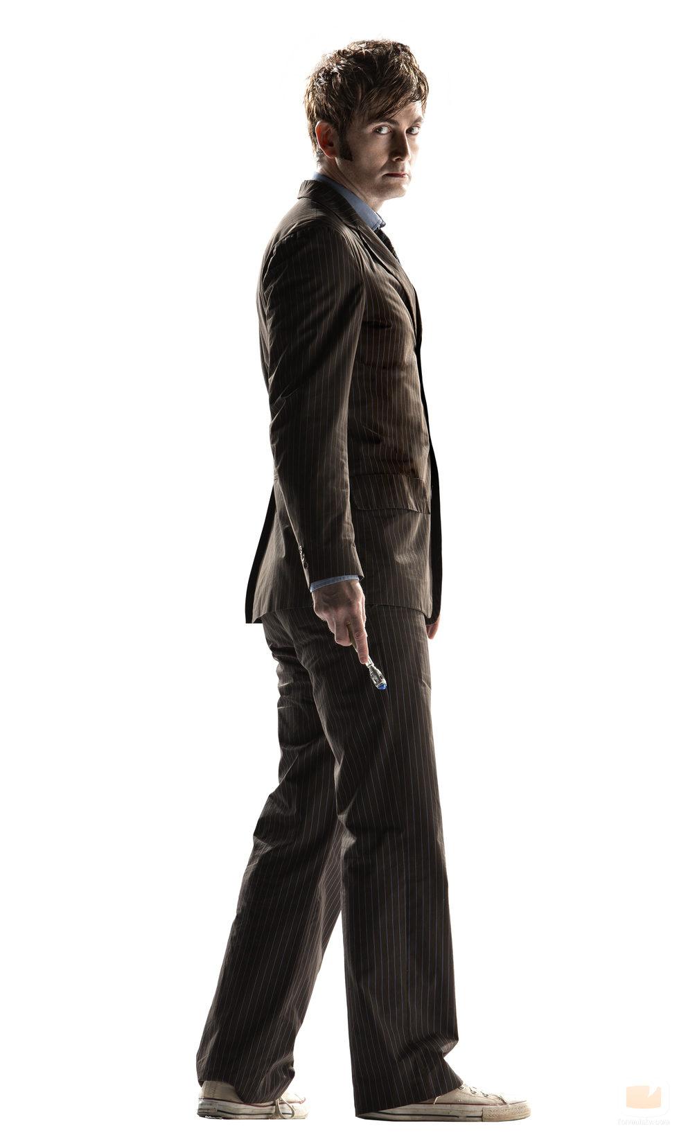 David Tennant, décimo Doctor de 'Doctor Who'