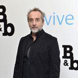Gonzalo de Castro en la rueda de prensa de 'B&b, de boca en boca'