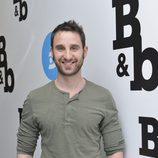 Dani Rovira en la rueda de prensa de 'B&b, de boca en boca'
