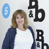 Neus Sanz forma parte del reparto de actores de 'B&b, de boca en boca'