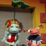 Lula y Lupita de 'Los Lunnis'