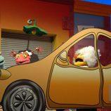 Lula y Lupita aconsejan sobre seguridad vial en 'Los Lunnis'