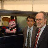 Pere Navarro y la seguridad vial con los Lunnis