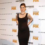 Sarah Wayne Callies en la presentación de 'Prison Break' en Madrid