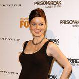 Sarah Wayne Callies promociona 'Prison Break' en España