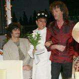 Nines camina hacia el altar el día de su boda acompañada por Máximo en 'La que se avecina'