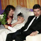 Máximo, Nines y Coque tras la boda en 'La que se avecina'