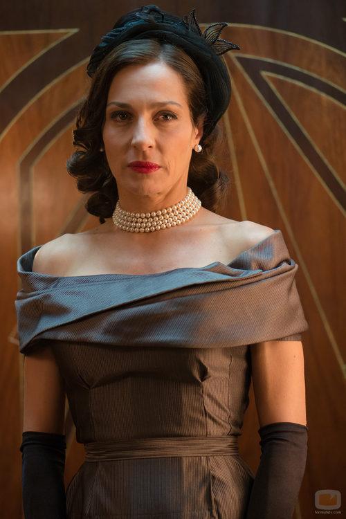 Natalia Millán en 'Velvet'