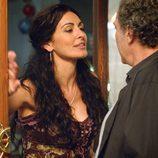 Susana Córdoba y José Coronado en 'El Príncipe'